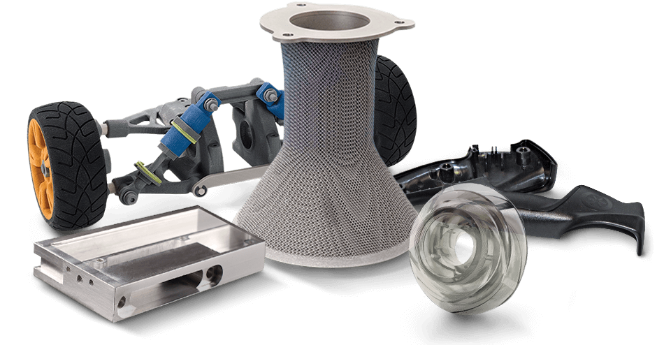 3D systems on demand manufacturing services main image