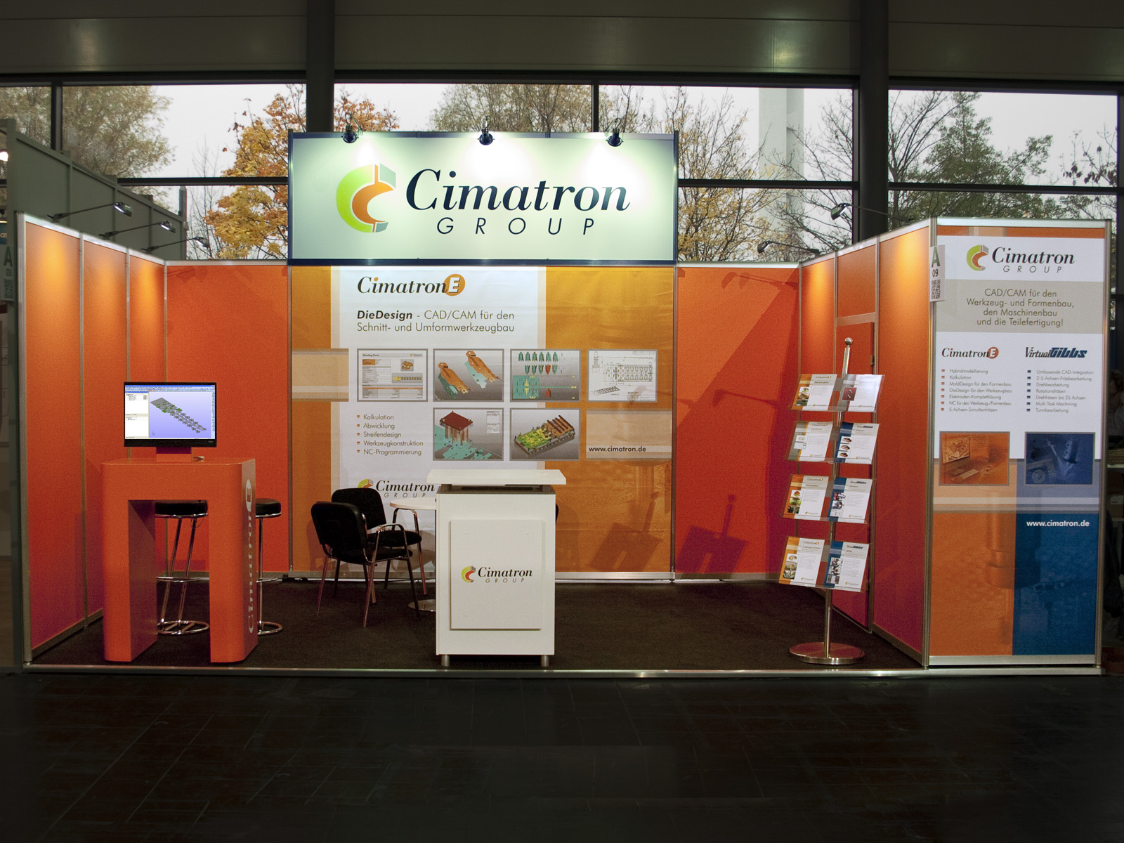 Cimatron at EuroBlec 2012