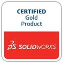 Geomgic for SOLIDWORKS is a SOLIDWORKS Certified Gold Partner