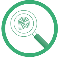 Root cause analysis icon_DMP Inspection