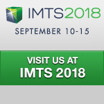 IMTS 3D Systems green invite