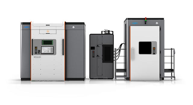 3D Systems and GF Machining Solutions Announce DMP Factory